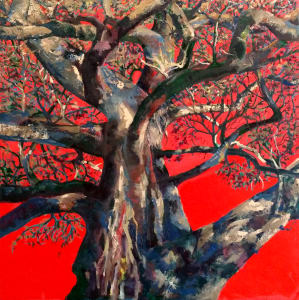 Red Sky Tree