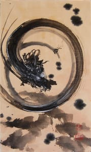Enso  Dragon