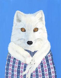 Arctic fox 8x10 72 tlqwti