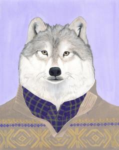 Arctic wolf 8x10 72 sueiqc