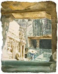 UNPOLISHED GEMS OF THE ORIENT: 'AQUARELLORAH'  2006