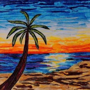 Gulf sunset czum4p