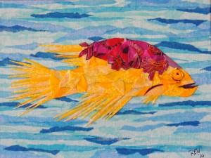 Fabric fish 1 yawqvl