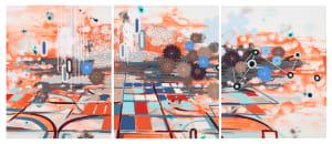 Terrain (triptych)