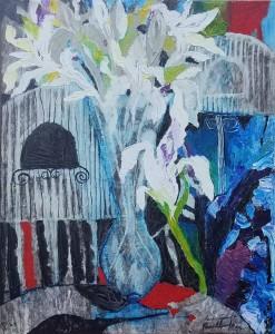 White iris x9w060