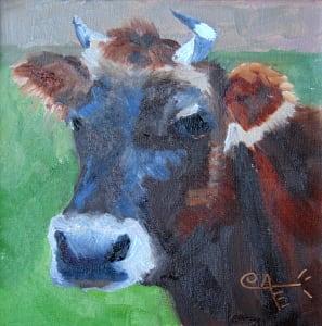 Bernadette's Cow
