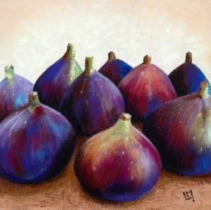 Purple Figs #3