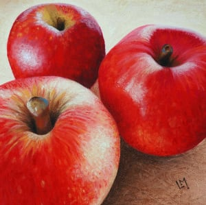Red Apples #1