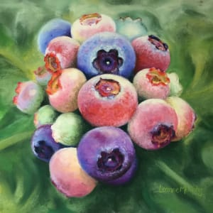 The ripening of colour 1 t0mlsg