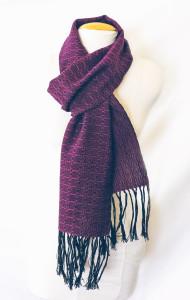 Anita hand woven scarf