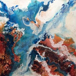 Aquamarine waters krenac