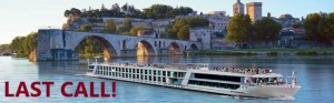 Watercolors in Provence – A Watercolors Workshop on an All-Inclusive River Cruise through the South of France