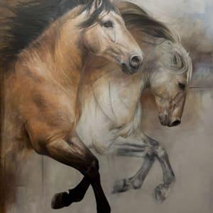 Entre Réalité et Songe voyage l'âme de nos chevaux