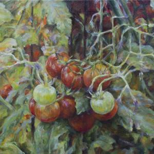 Cherry millions  painting elizabeth whelan lg bdcuzt