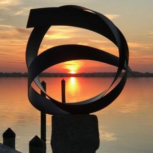 De sunset knot w clkrg8