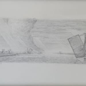 Paupíères In Oil Study