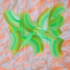 Untitled 24 (Triptych)