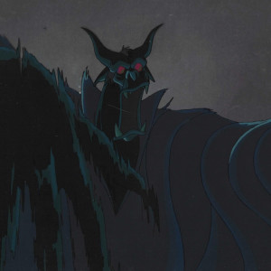 Little Nemo Adventures in Slumberland - Cel - Nightmare King