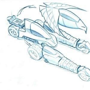 Mummies Alive - Vehicle Model C2