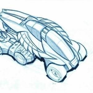 Mummies Alive - Vehicle Model D