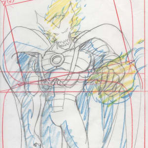 WildC.A.T.s - Layout Drawing - Helspont