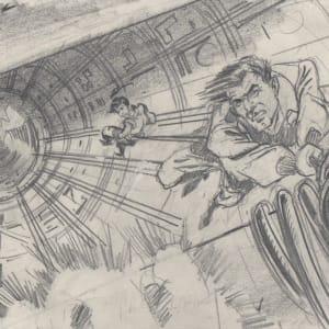 Titan A.E. - Storyboard 3