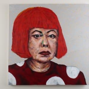 Homage To The Princess (Portrait of Yayoi Kusama)
