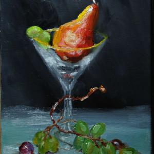 Pear martini tbohoe