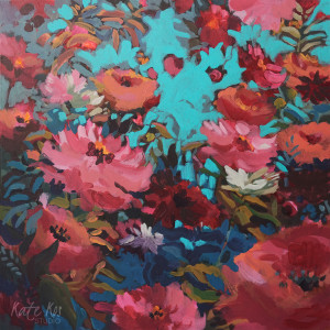2018 art painting acrylic floral by kate kos   clear sky copy kbbylr