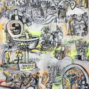 Krewe of Tucks 50th Anniversary