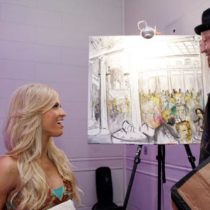 WWE - Wrestlemania Fundraiser Party