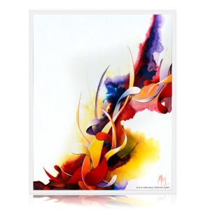 Peinture coup de foudre stuxfz