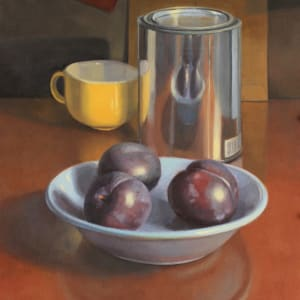 Study with plums oil 16 x 20   version 2 kik6xb