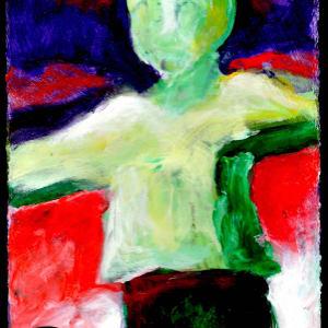 Standing figure 8 xcgla1