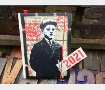 Peaky Blinder Lad - 2021 Diary Price drop!