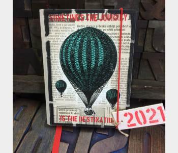 Balloon: 2021 Diary, Price dropped