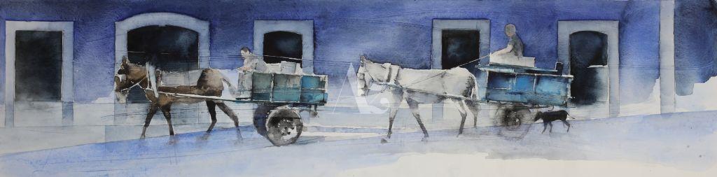 horse wagons 2