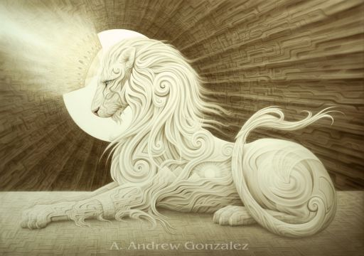 The Royal Dawning (Crowned Lion)