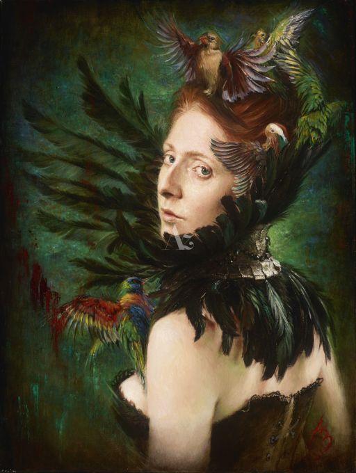 'Avian Queen'