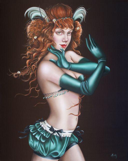 Florence (Burlesque 6)