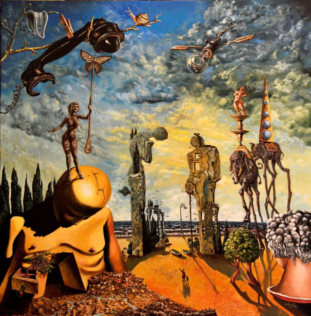 Homenaje a Salvador Dalí 2017