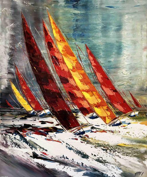 """Les régates de la liberté... """"Sailing spirit"""""""