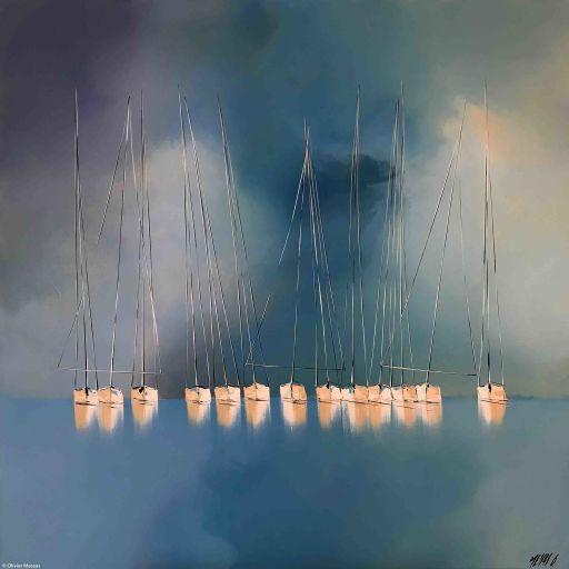 """Le chant des mâts... """"Sailing spirit"""""""