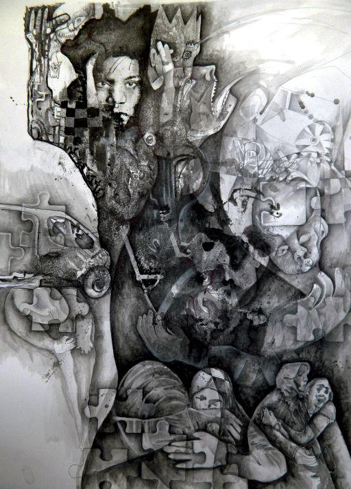 Basquiat, El guerrero de lo grotesco