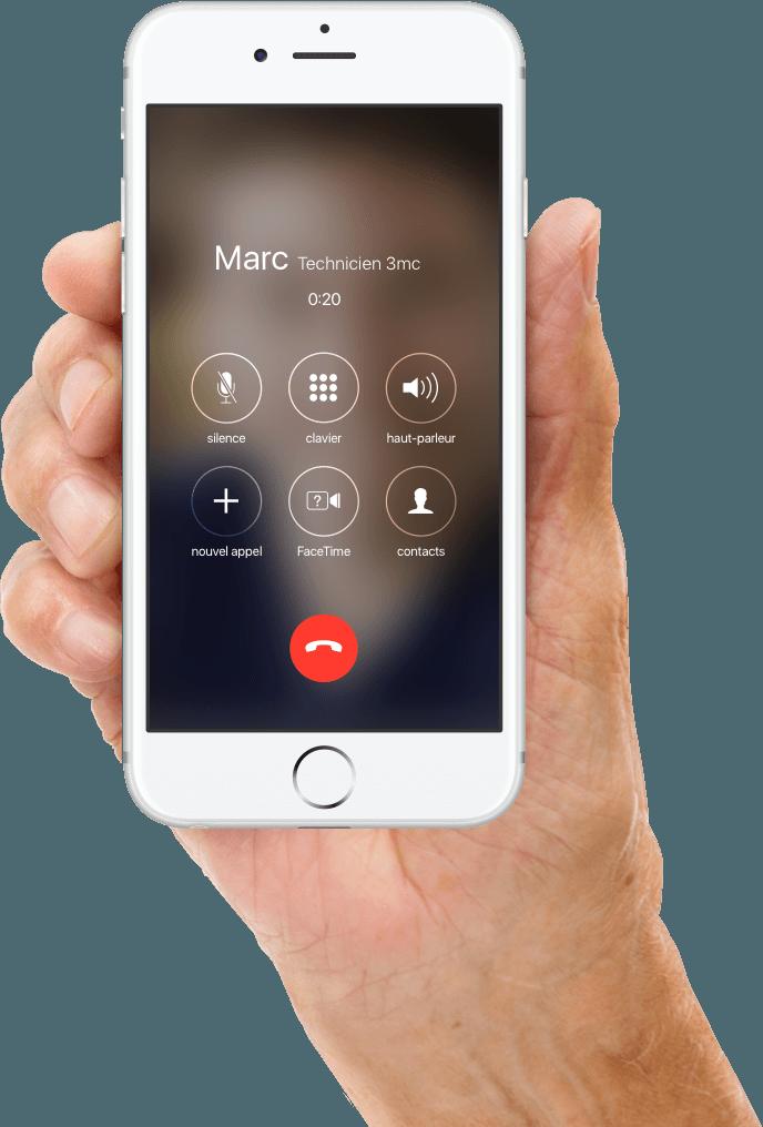 Contacter 3MC