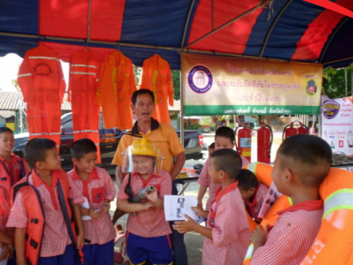 School Safety in Thailand