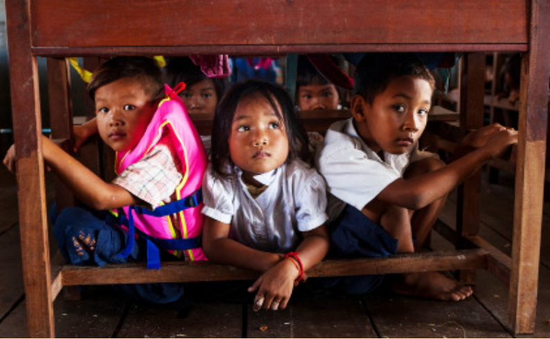 School Safety in Cambodia