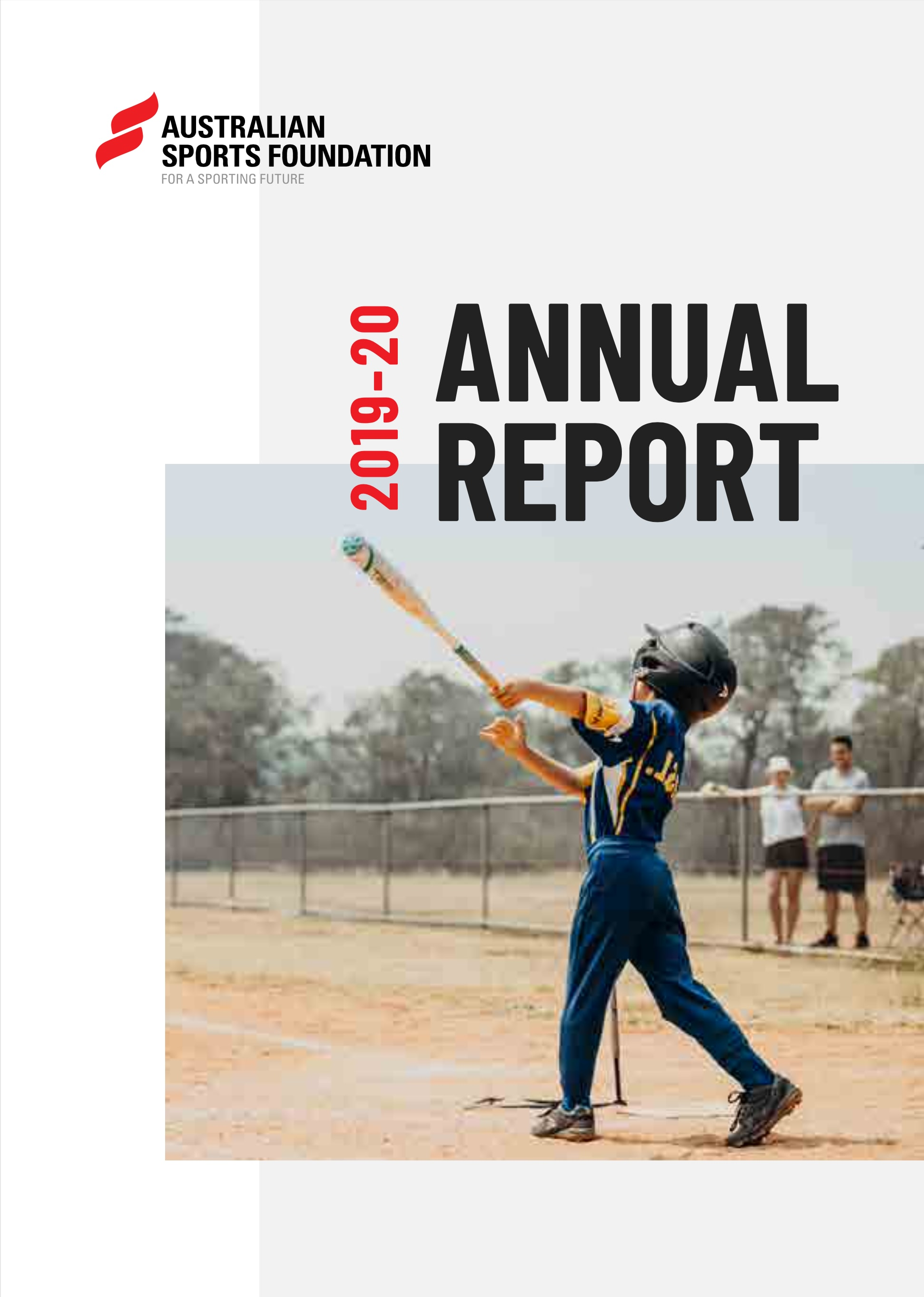 Annual Report Cover 2019-20