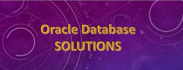 Solutions 1: Oracle Database Fundamental I