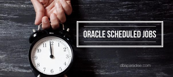 How to make automated task in Oracle